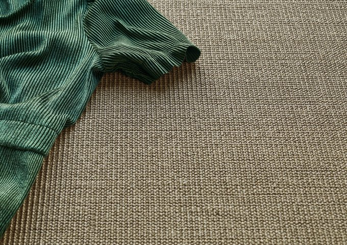 CT Sisal Small Accents Bocule Antique Gold