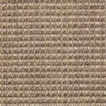 Antique Gold Big Bouclé Accents Sisal Carpet