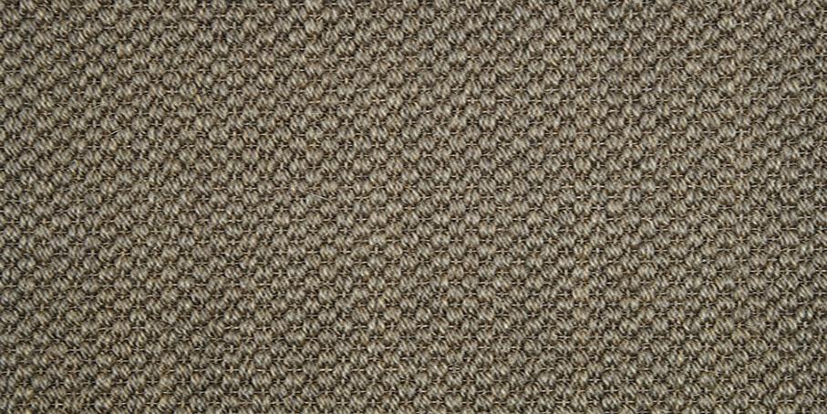 Antique Gold Oriental Sisal Carpet