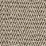 Arctic Mist Harmony Herringbone Sisal Carpet