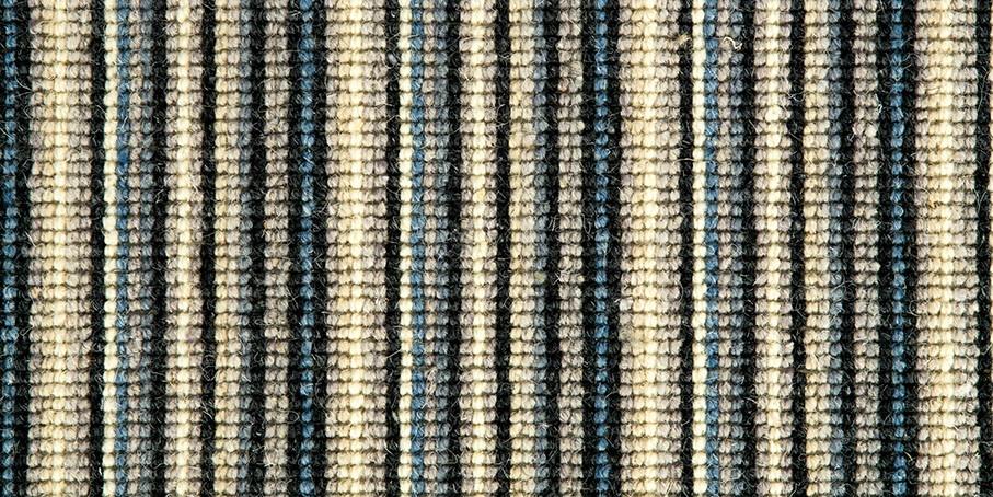 Black   Sapphire Mississippi Wool Carpet