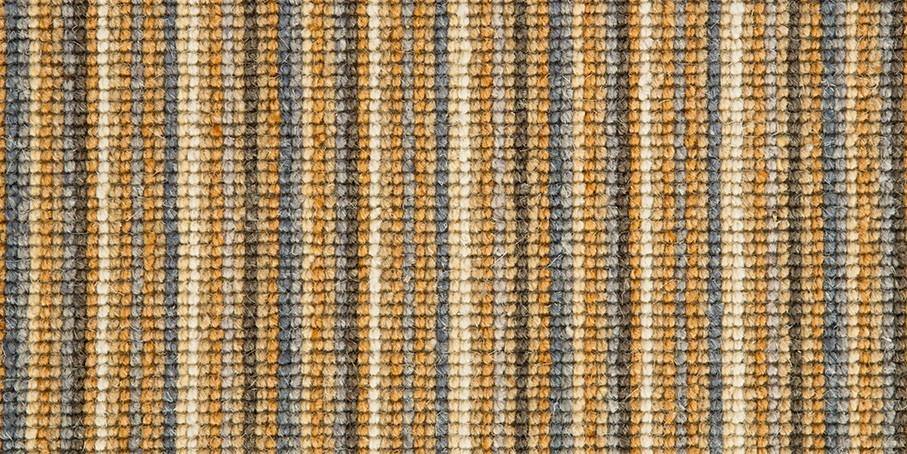 Blue   Ginger Mississippi Wool Carpet