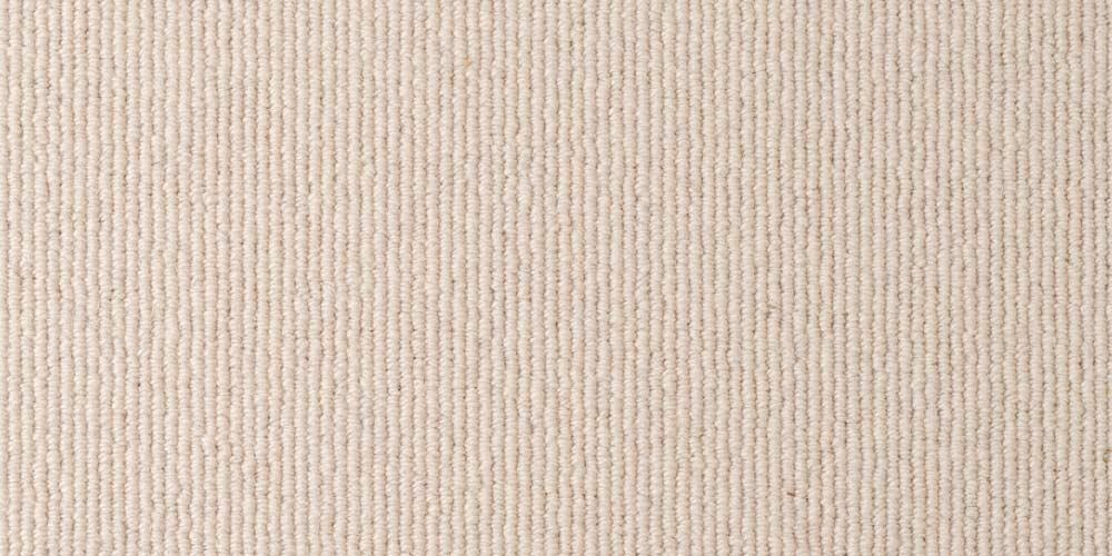 Bone Cord Wool Carpet