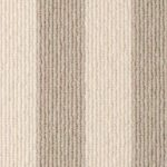 Bone Olive Blocstripe Wool Carpet