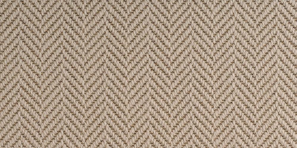 Brando Iconic Herringbone Wool Carpet