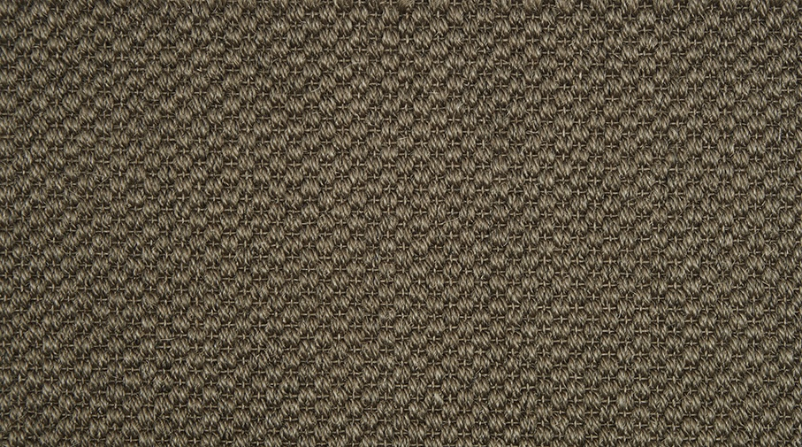 Brass Oriental Sisal Carpet