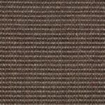 Brown Small Bouclé Accents Sisal Carpet