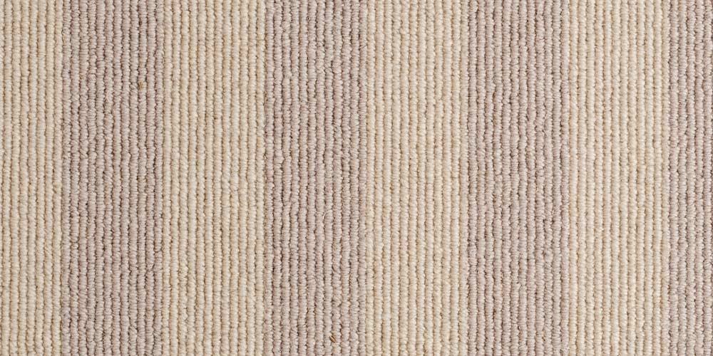 Canvas Olive Blocstripe Wool Runner