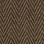 Chestnut Grand Herringbone Sisal Carpet