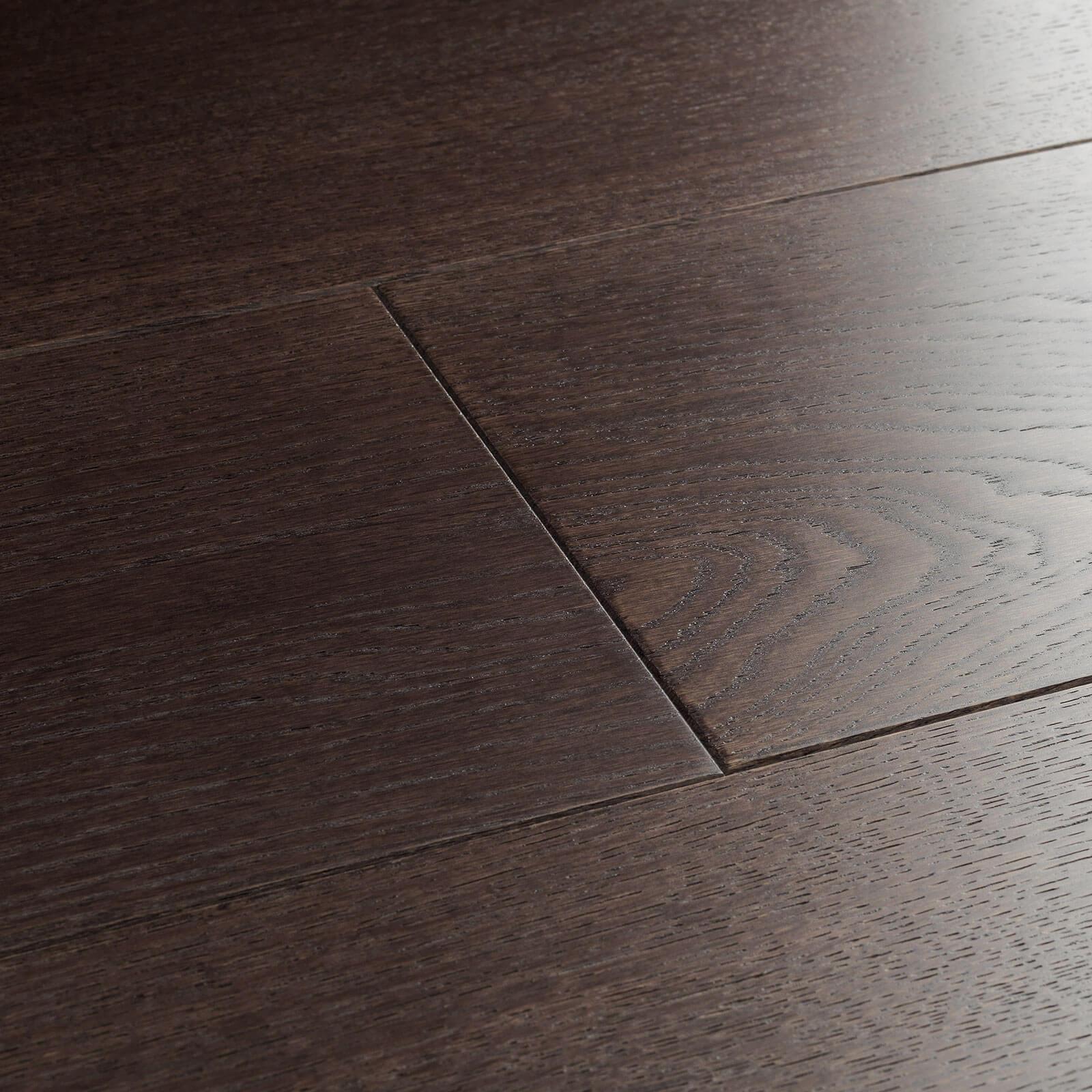 Chocolate Oak Harlech Woodpecker Flooring