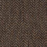 Cocoa Herringbone Anywhere Carpet