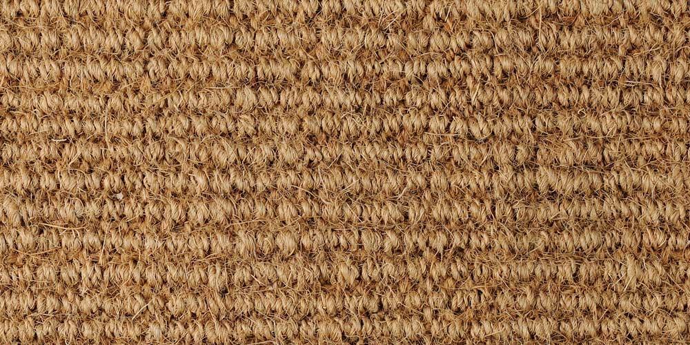 Coir Bouclé Natural Carpet