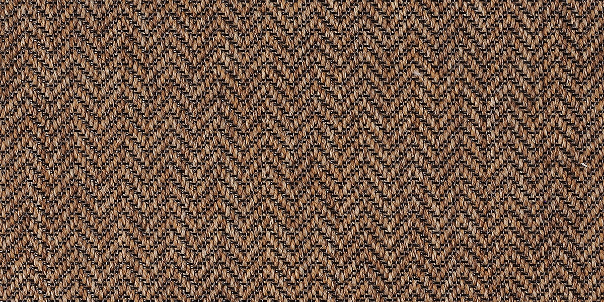 Copper Herringbone Anywhere Carpet
