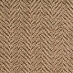 Dean Iconic Herringbone Wool Carpet