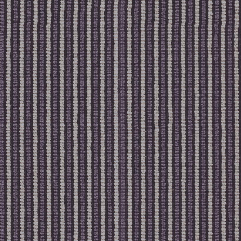 Deep Purple Harbour Wool Carpet