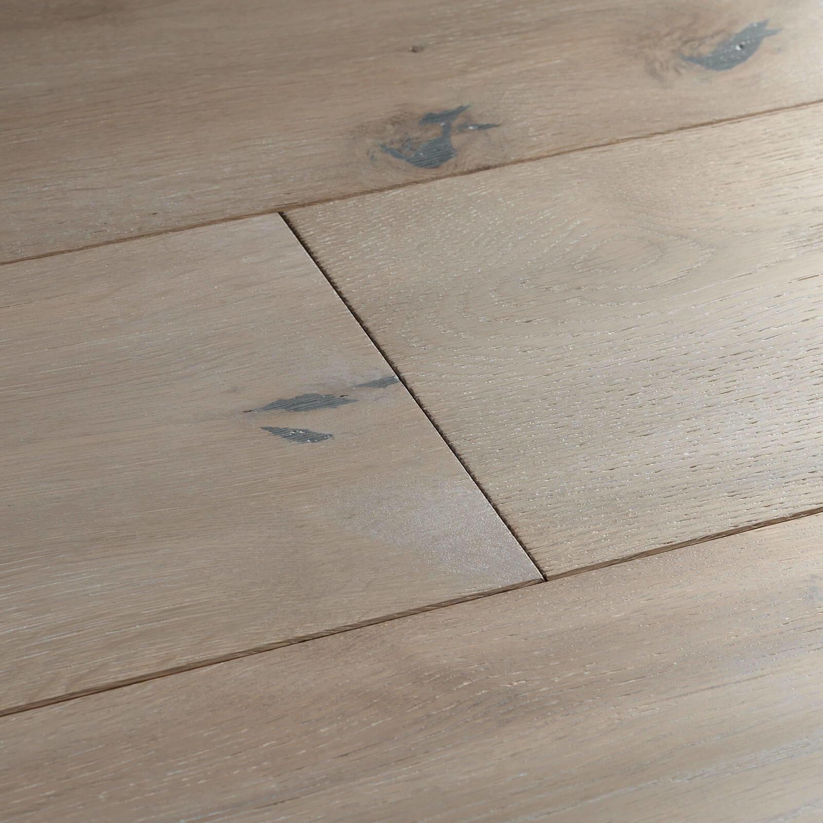 Grey Oak Berkeley Woodpecker Flooring