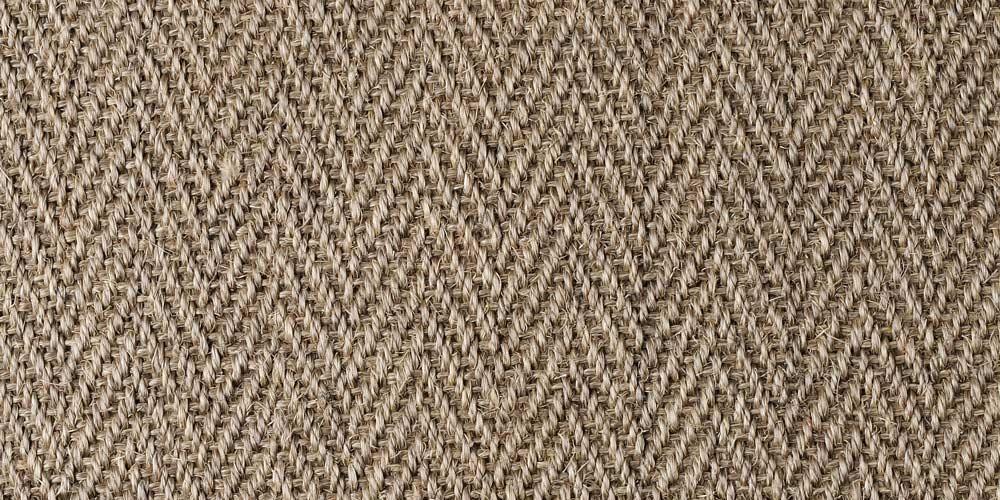 Hambledon Herringbone Sisal Carpet