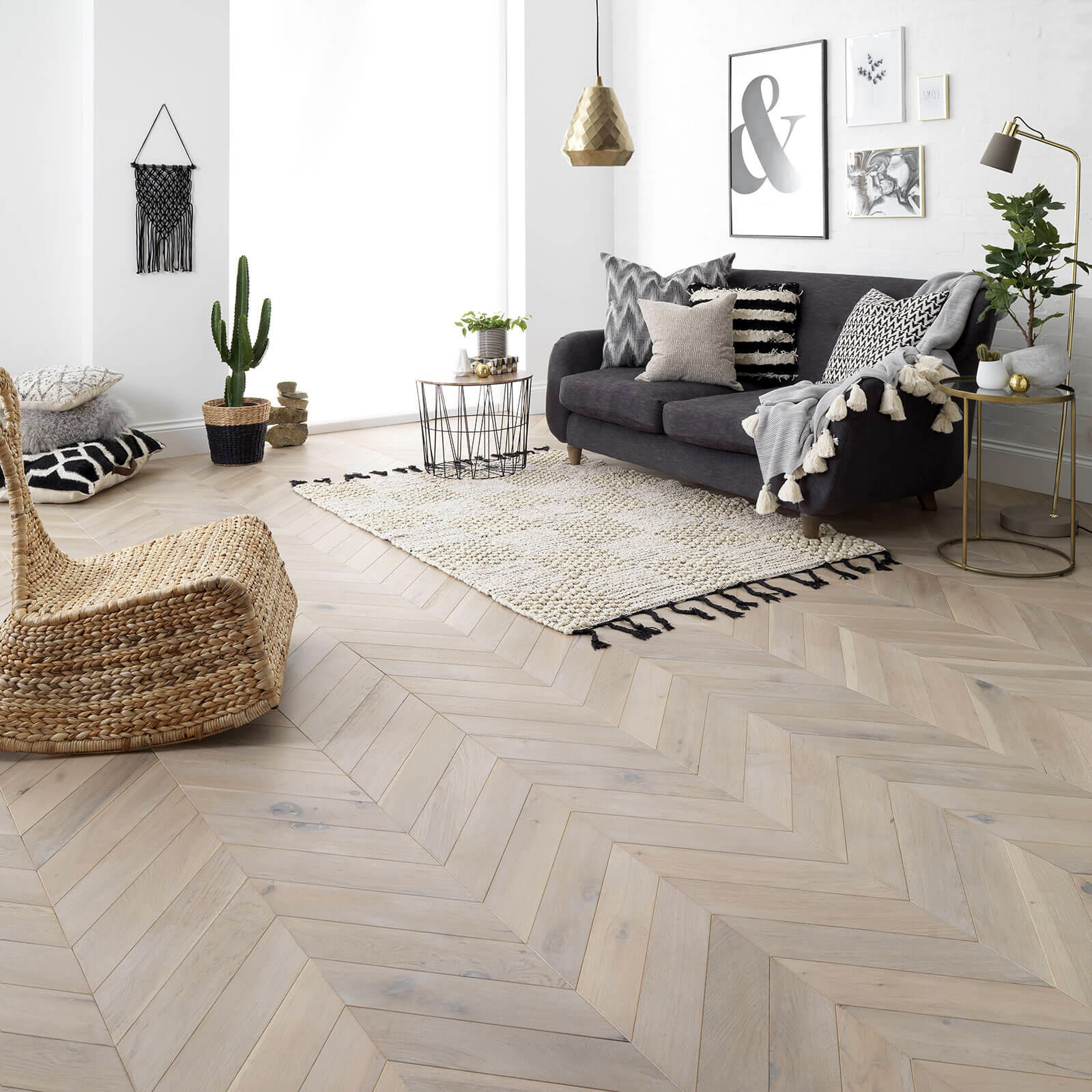Haze Oak Goodrich Woodpecker Flooring Lifestyle