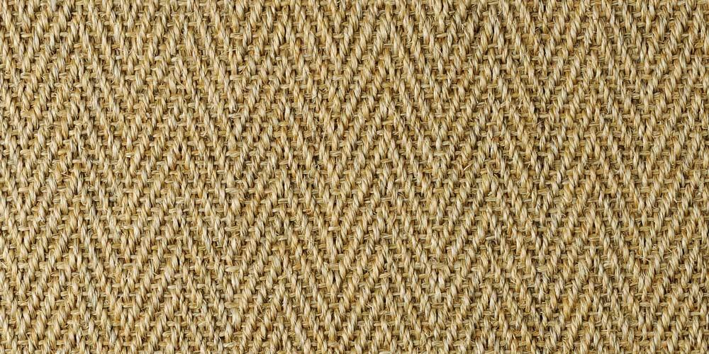 Herne Herringbone Sisal Carpet