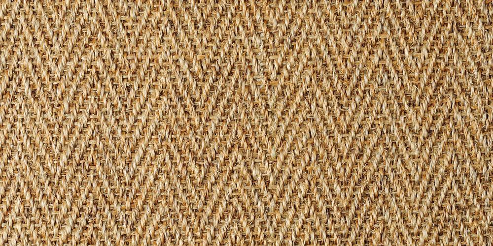 Holbury Herringbone Sisal Carpet