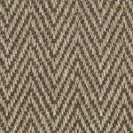 Light Ash Grand Herringbone Sisal Carpet