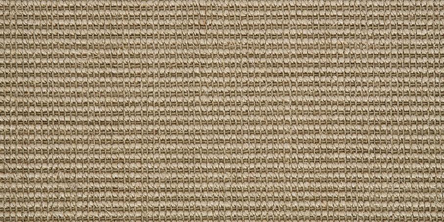 Limestone Small Bouclé Accents Sisal Carpet