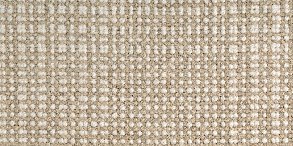 Maltese Crafty Cross Wool Carpet