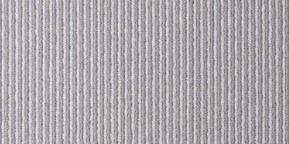 Moon Mineral Pin Pinstrip Wool Runner