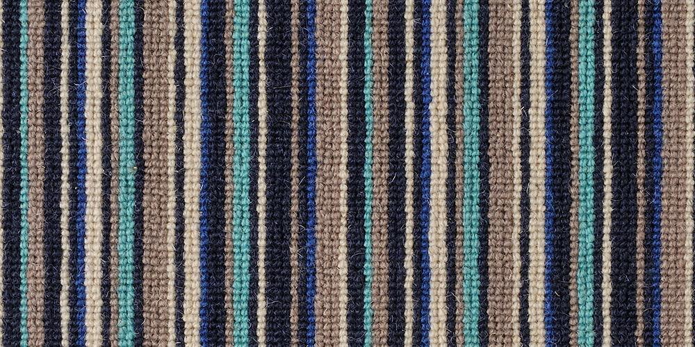 Mr Blue Sky Rock n  Roll Wool Carpet