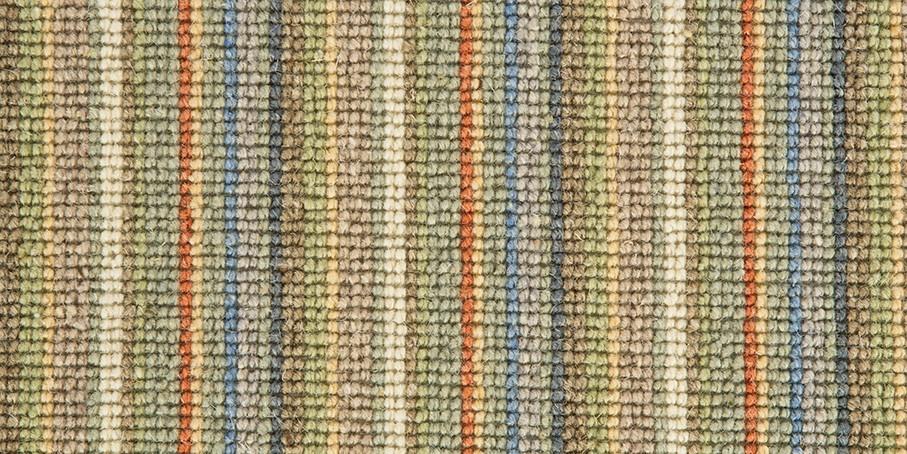 Multi Mississippi Wool Carpet
