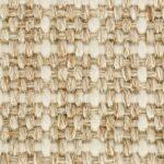 Natural Calico Plaid Sisool Carpet 1