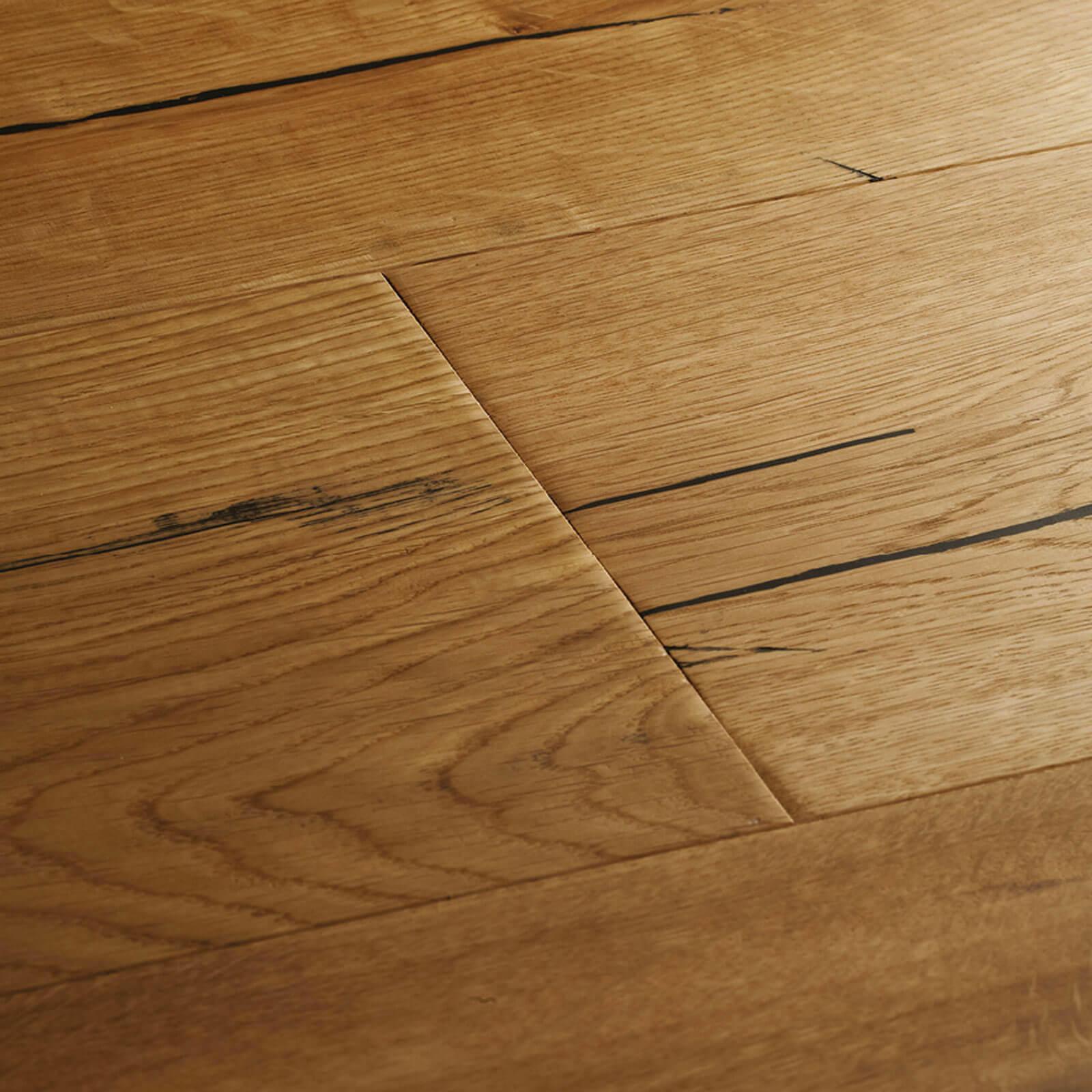 Natural Oak Berkeley Woodpecker Flooring