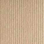 Ochre Stripe Pin Pinstrip Wool Carpet