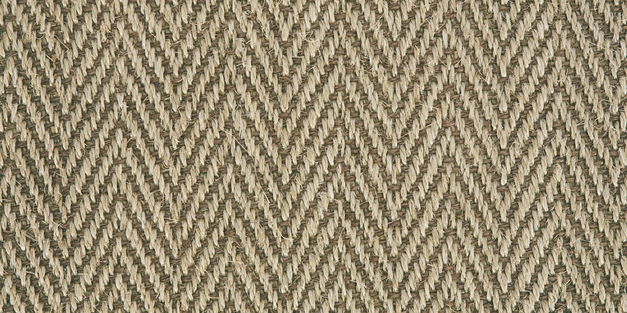 Pearl Grand Herringbone Sisal Carpet