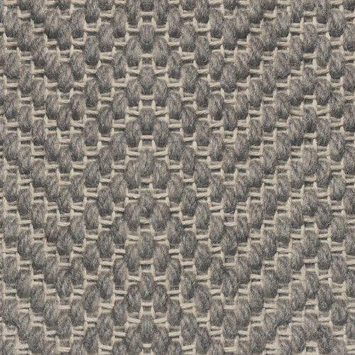 Peat Flatweave Herringbone Carpet