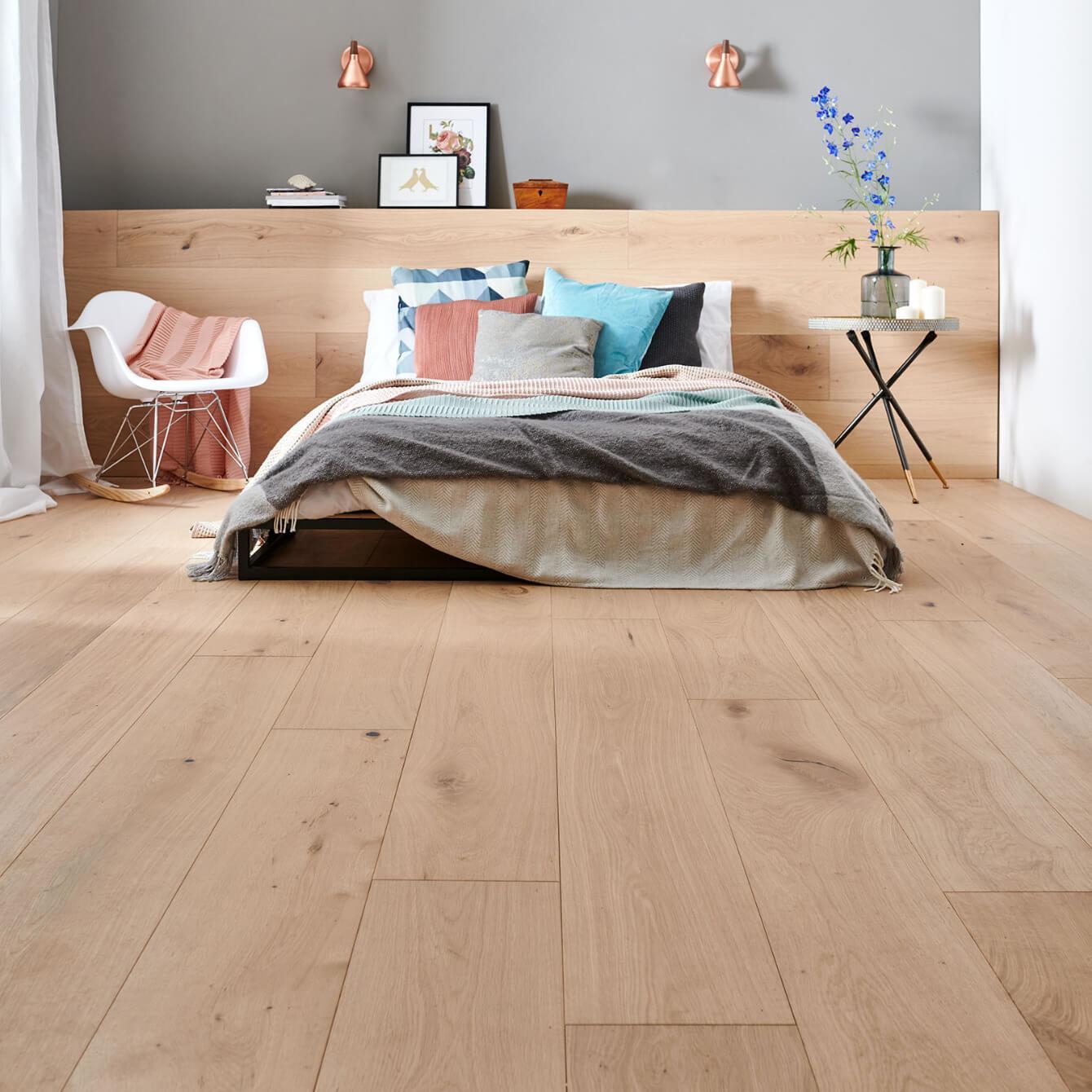 Raw Oak Harlech Woodpecker Flooring Lifestyle