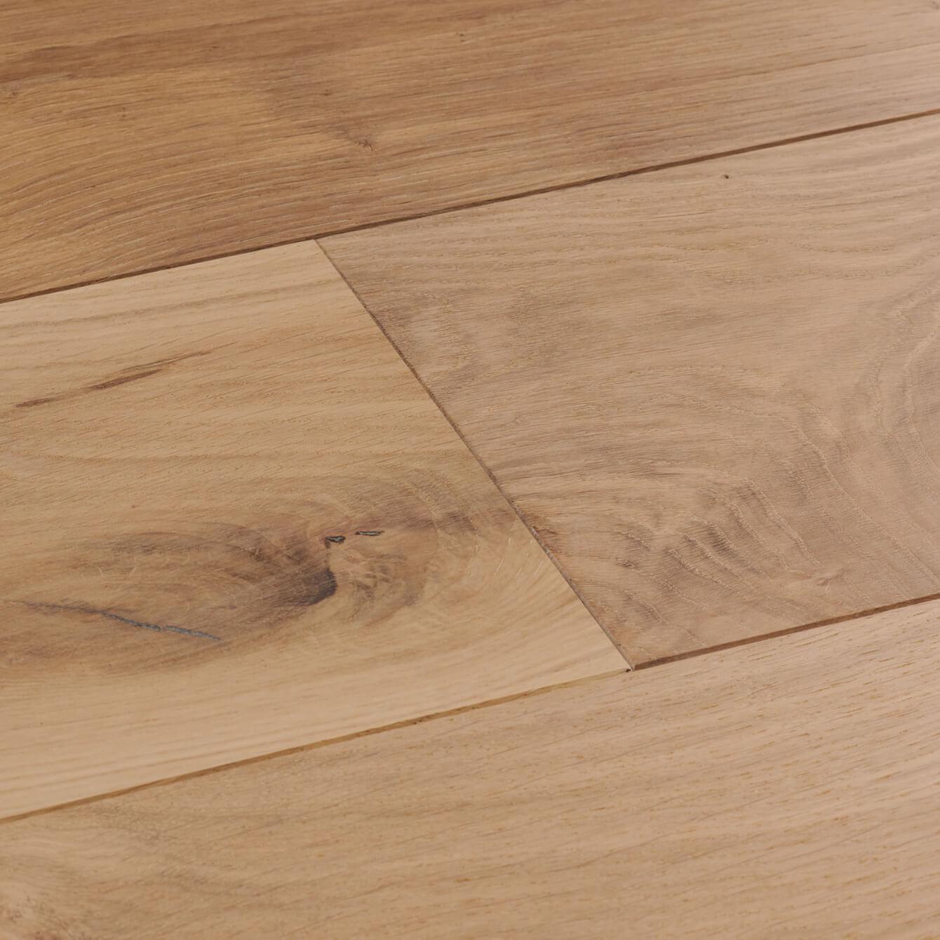 Raw Oak Harlech Woodpecker Flooring