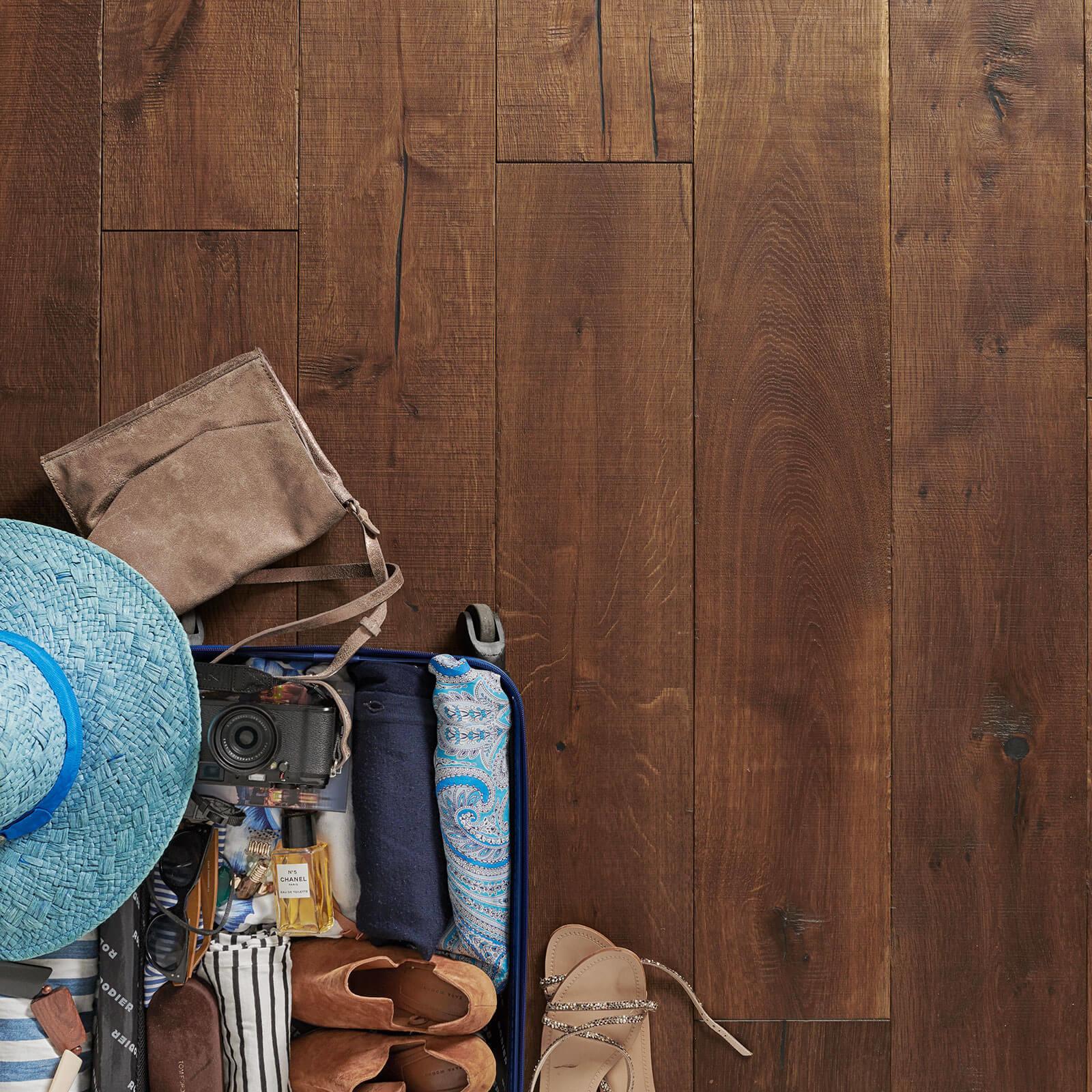 Rugged Oak Berkeley Woodpecker Flooring Lifestyle