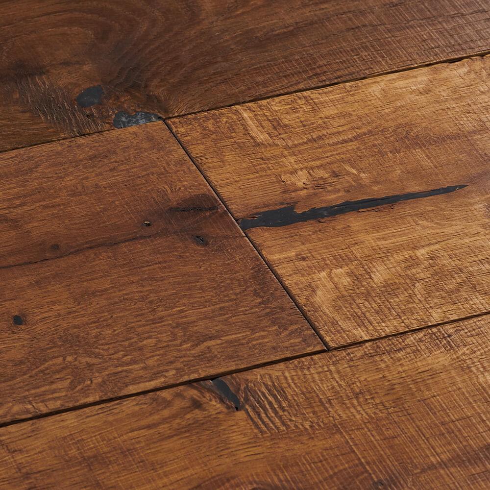 Rugged Oak Berkeley Woodpecker Flooring