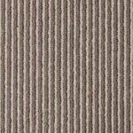 Sable Olive Pin Pinstrip Wool Carpet