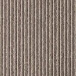 Sable Olive Pin Pinstrip Wool Runner