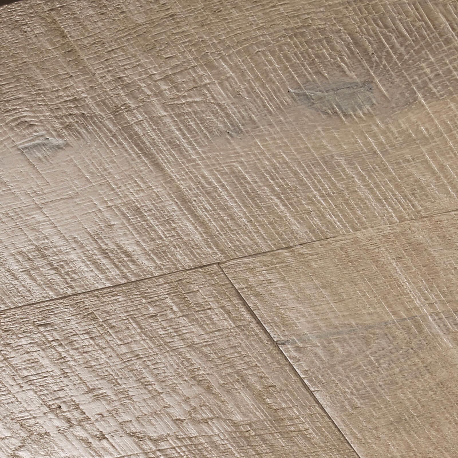 Sawn Grey Oak UV Hardwax Oil Chepstow Woodpecker Flooring