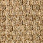 Seagrass Buckingham Basketweave Carpet