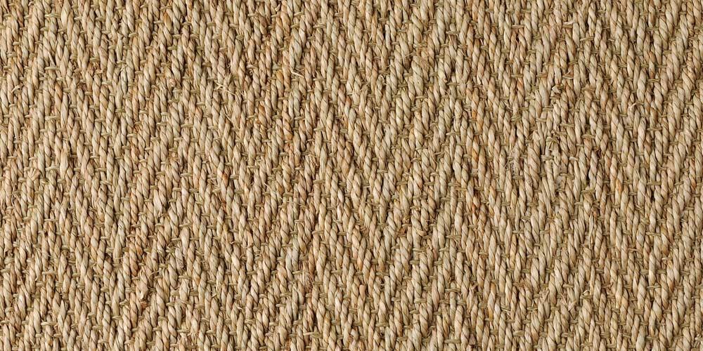 Seagrass Fine Herringbone Carpet