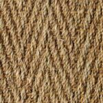 Seagrass Herringbone Carpet 1
