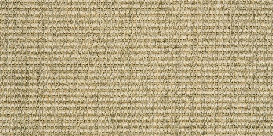 Silver Small Bouclé C Sisal Carpet