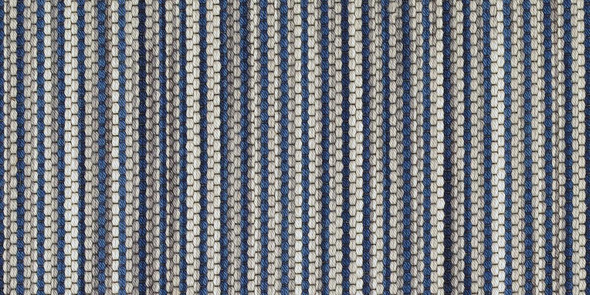 Simone Iconic Stripe Wool Carpet