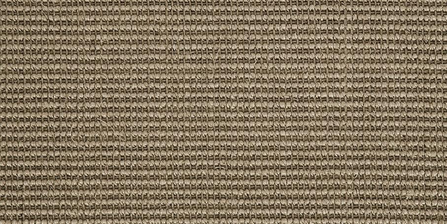 Smooth Pebble Harmony Bouclé Sisal Carpet