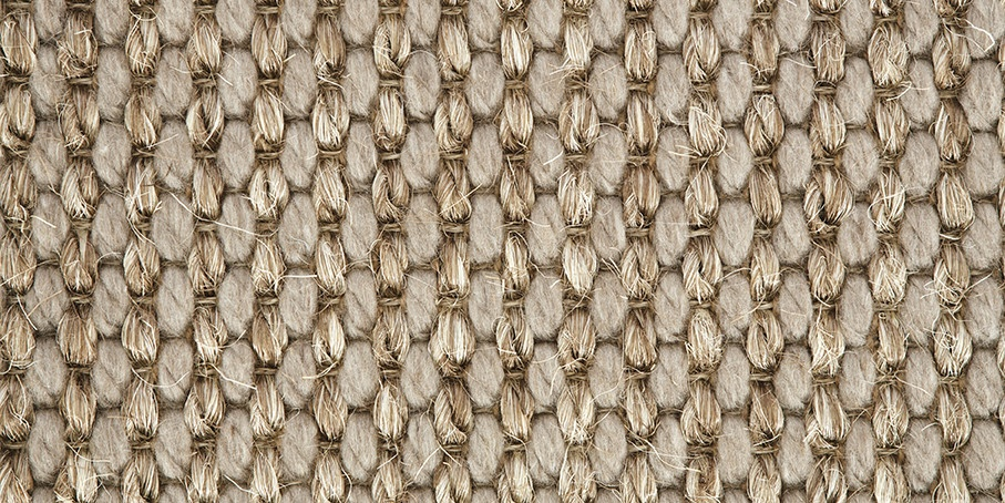 Soft Grey Masai Sisool Sisal Carpet 1