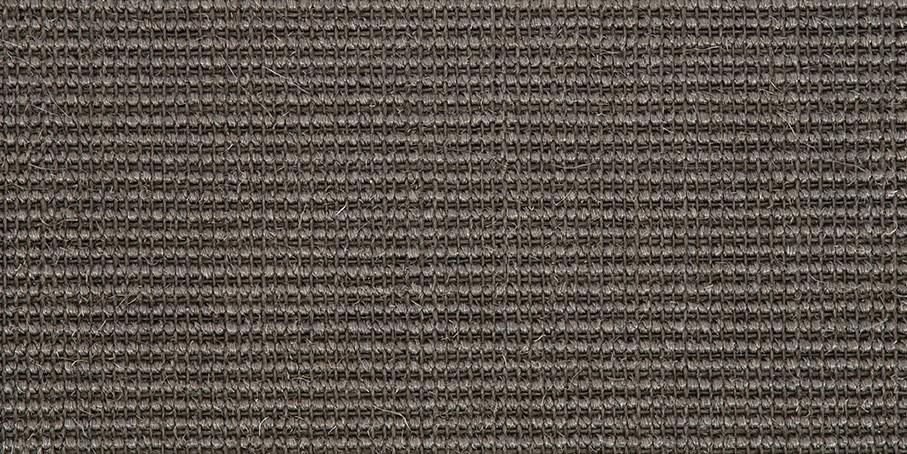 Steel Small Bouclé Accents Sisal Carpet